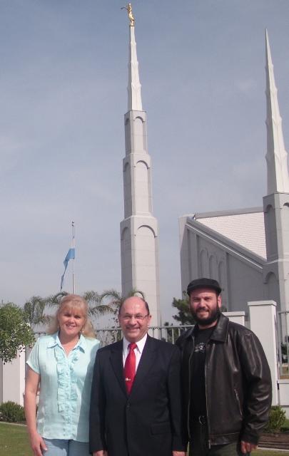 Mormones En Cdad Evita